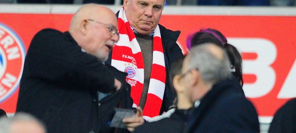 """Uli Hoeness si-a dat demisia de la Bayern: """"E cea mai mare greseala din viata mea!"""" Ce va face dupa ce a fost condamnat"""