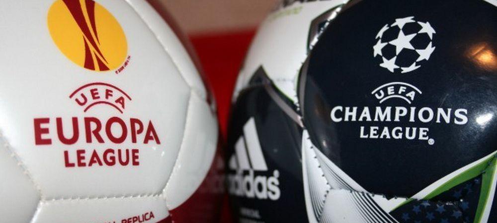 Situatie unica pana acum! Europa League poate depasi Champions League in acest sezon