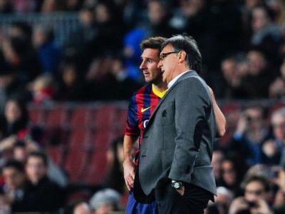 Messi o lasa pe Barcelona fara antrenor! :)Surpriza momentului in Spania. Ce se intampla cu Tata Martino