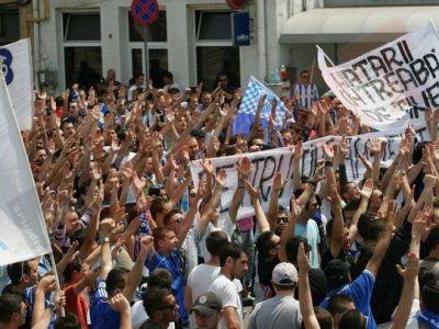 """Mititelu a ajuns in situatia Rapidului! """"Sunt prinsi in planul de reorganizare!"""" Suporterii vor sa protesteze la Oblemenco:"""