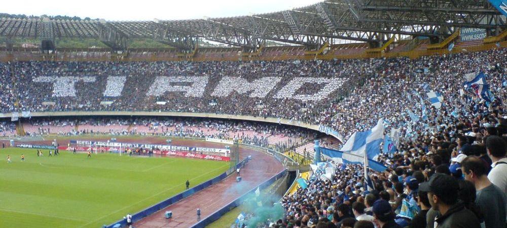 VULCAN in Europa League! Napoli - Porto, joi, ora 22.00, la Sport.ro si voyo.ro