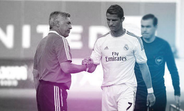 Ronaldo a fost impresionat cand a intrat in vestiar! Ce i-a spus Ancelotti NU va uita niciodata! Mesaj incredibil: