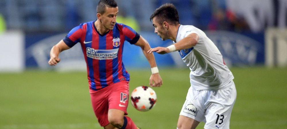 """Viitorul Stelei! Becali s-a inteles cu Hagi pentru transferul lui Alin Tosca: """"In vara ajunge in Ghencea!"""""""
