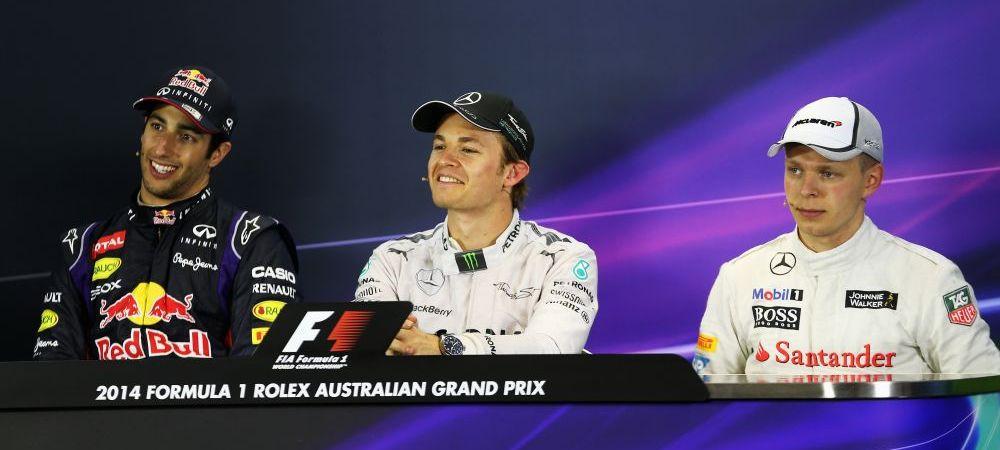OFICIAL: Pilotul care a terminat astazi MP al Australiei pe locul 2 a fost descalificat! Jenson Button prinde podiumul dupa aceasta decizie!