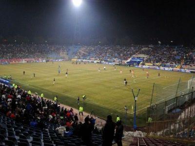 EMOTII pentru Steaua dupa ce fanii au scandat xenofob la meciul cu Gaz Metan! Bannerul care a inceput totul! Ce risca: