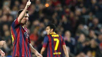 Messi e cel mai bun marcator all-time al clubului! Barcelona 7-0 Osasuna! Leo a dat un hat-trick si a intrat in istorie!