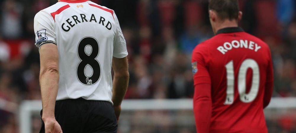 """Ce cosmar e asta!"" Mesajul disperat al lui Rooney dupa umilinta cu Liverpool! Cum s-a ""distrat"" Gerrard dupa meci"