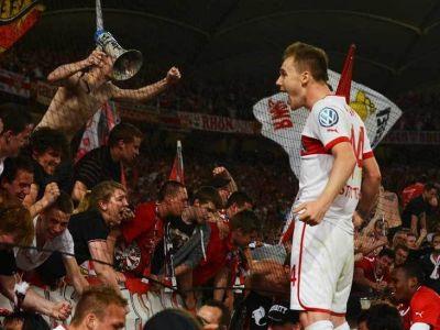 Maxim e REZERVA la Stuttgart, dar a reusit o performanta INCREDIBILA in acest sezon! Ribery, Robben, Reus, Lewandowski si Muller sunt in spatele lui