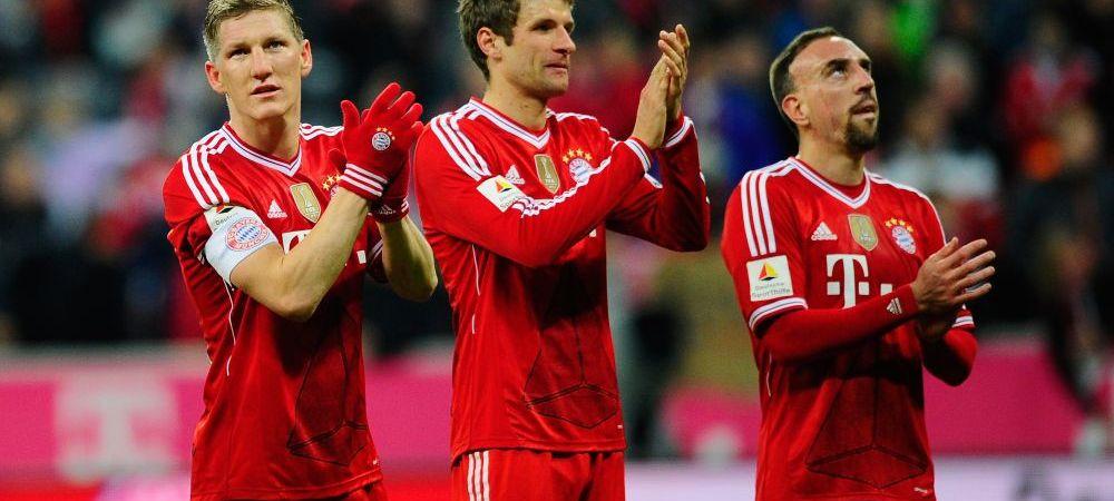 "Bayern, masinaria de fotbal PERFECTA! Guardiola nu a reusit la Barca o asemenea performanta si anunta: ""Visez la asta!"" Cum il depaseste si pe Heynckes"
