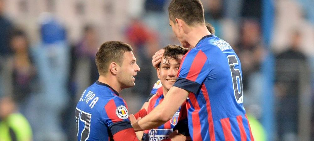 """INVIDIE? Noi si Hagi am fost primii!"" Reactia dinamovistilor dupa ce Steaua a anuntat descoperirea unei""BOMBE ATOMICE"" in Liga I"