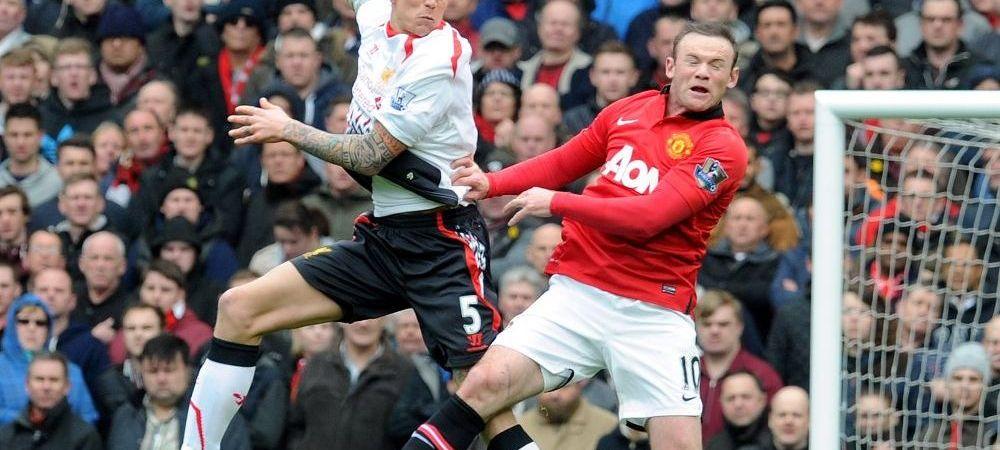 Scene socante la derby-ul Angliei! Un fundas a fost lovit dur de portarul sau! Cum au glumit cei doi colegi dupa meci