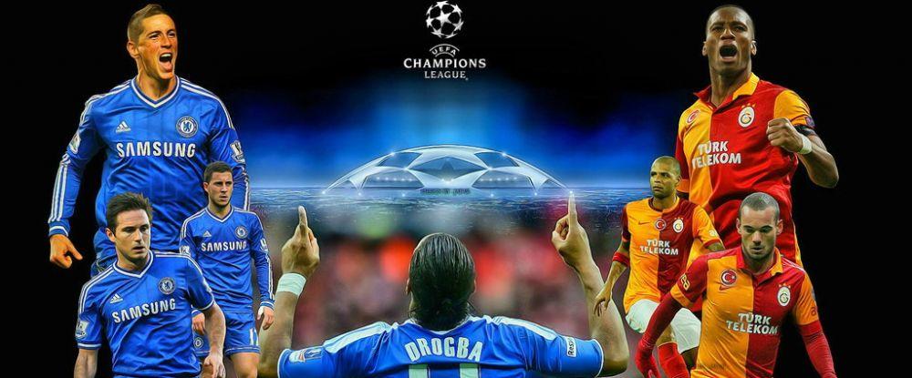 Nicio surpriza pe Stamford Bridge: Chelsea e in sferturi dupa 2-0 cu Galata! Drogba, primit ca un rege la Londra