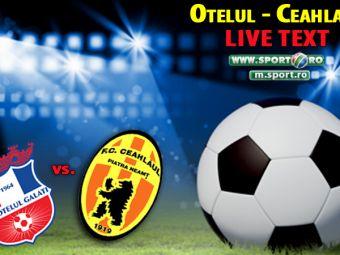 Ceahlaul, peste CFR Cluj in clasament dupa victoria de la Galati, 1-0 cu Otelul! Ceahlaul e neinvinsa in 2014!