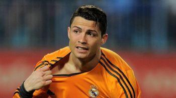 GESTUL emotionant al lui Ronaldo! A fost impresionat pe teren, dar oamenii de paza au intervenit de URGENTA! VIDEO