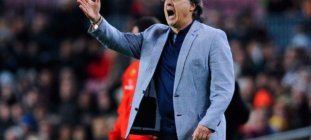"""Anuntul care i-a pus pe jar pe fanii Barcei: """"Tata Martino pleaca la nationala Argentinei!"""" Barca a organizat o conferinta de presa DE URGENTA! Ce au spus sefii:"""