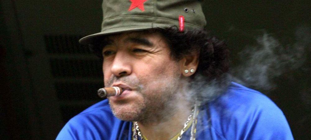 Moment rusinos in Premier League! Maradona a vrut sa il felicite pe Suarez dupa ce a umilit-o pe United! Cum au reactionat oficialii lui Manchester