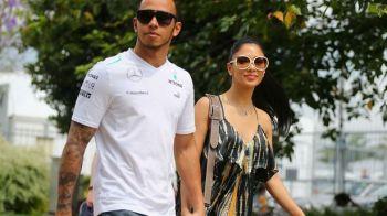 L-a refuzat de 3 ori, acum i-a spus in sfarsit 'DA'! Anuntul facut de Lewis Hamilton si Nicole Scherzinger