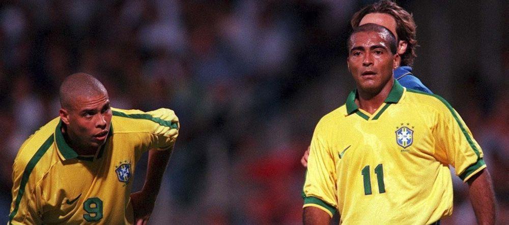 """Mondialul a impartit Brazilia in doua! Romario si Ronaldo, in razboi: """"E deplorabil sa-l auzi vorbind asa!"""""""