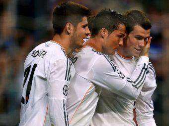 Ronaldo reuseste dubla si atinge cota 13 in Champions League in acest sezon! Vezi toate fazele din Real Madrid 3-1 Schalke