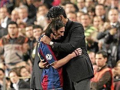 Veste TRISTA pentru fotbal si mai ales pentru Messi! Omul care l-a ajutat ENORM se lasa de antrenorat: