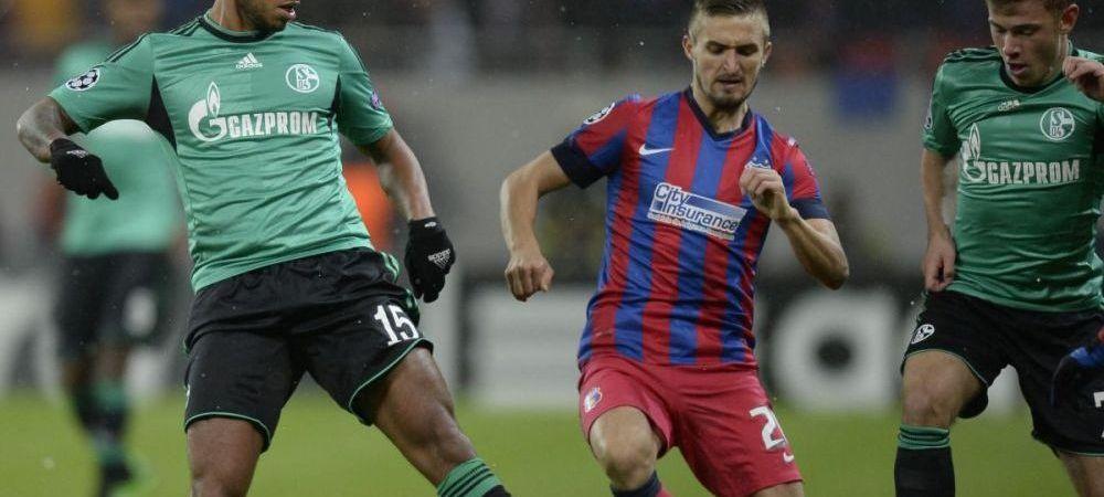 Un jucator de nationala nu mai prinde nici lotul la Steaua! Are doar 3 meciuri din 18 posibile. De ce nu il foloseste Reghecampf