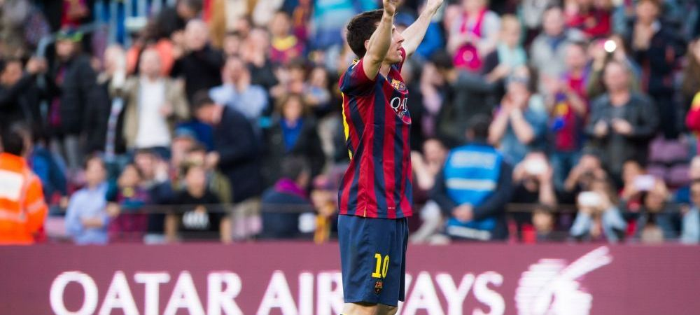 Messi si-a decis viitorul astazi si va fi cel mai bine platit fotbalist din lume! Unde va juca in urmatorii ani