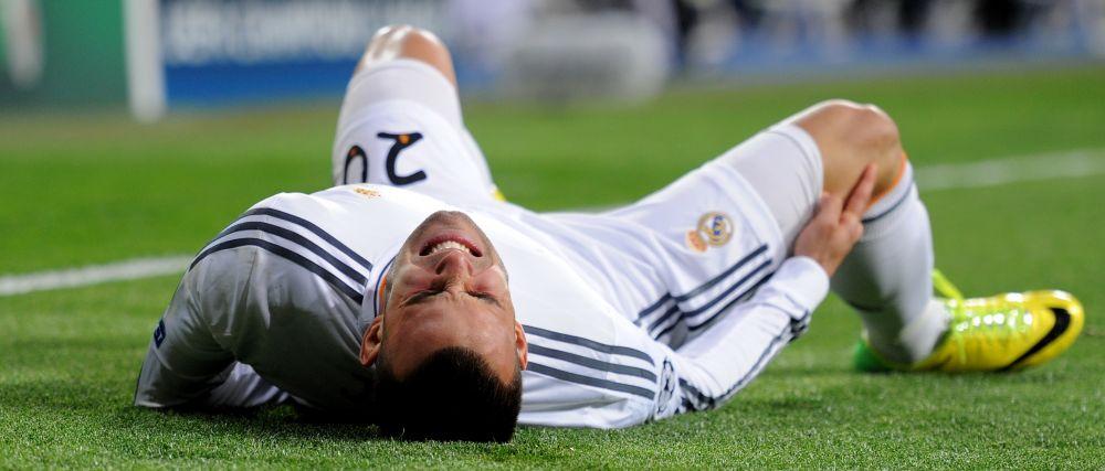 Omul care a inteles cel mai bine prin ce a trecut Jese aseara: Ancelotti s-a accidentat la fel in urma cu 30 de ani! VIDEO