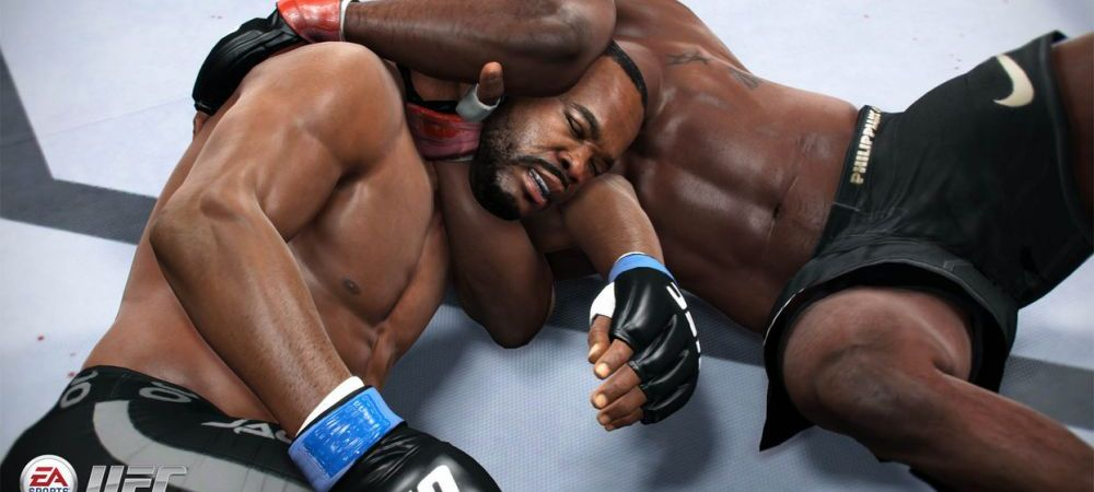 EA Sports a scos cel mai REAL joc vazut vreodata! Parca esti pe bune intr-un meci de MMA! VIDEO