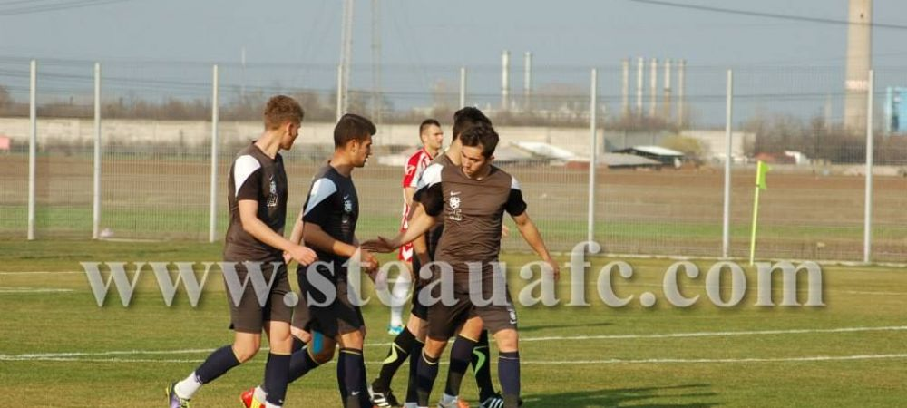 Gol Iancu! Steaua a castigat cu 2-1 amicalul cu Clinceni! Pe cine a trimis Reghe in teren: