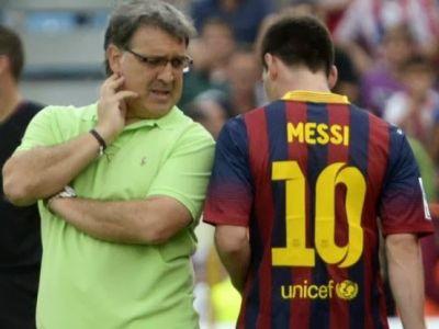 Barcelona cumpara doi fundasi centrali! Tata Martino are 100 de milioane sa aduca intariri! Primele tinte: