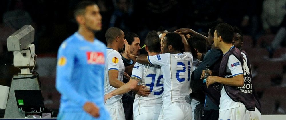 Ce seara trista pe San Paolo: Napoli, eliminata dupa 2-2 cu Porto! VIDEO Tottenham, OUT, Juve e in sferturi! Sevilla a castigat la penalty-uri!