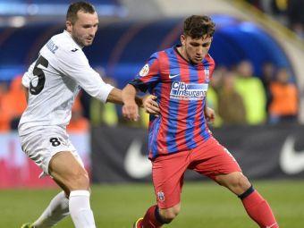 "Steaua isi asigura bijuteria! Reghecampf: ""Valceanu isi va prelungi contractul cu Steaua!"" Pustiul minune din Ghencea va avea o clauza uriasa"