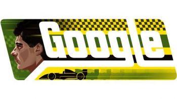 AYRTON SENNA, omagiat de Google printr-un Doodle. Cum a murit cel mai talentat pilot de Formula 1 din istorie