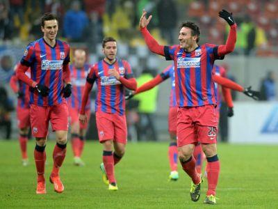 """LISTA plecarilor de la Steaua! """"Ne vom desparti de ei si de altii!"""" Campioana ramane fara atacanti!"""