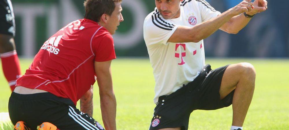 "Intalnire de gradul 3! Bayern trimite un jucator in Anglia: ""Impresarii s-au intalnit deja cu Chelsea si Arsenal"""