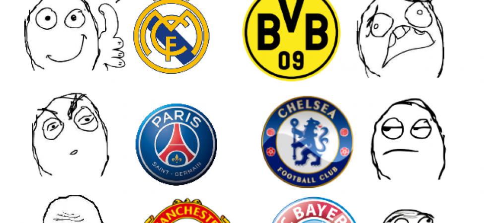 COTELE la pariuri pentru sferturile Ligii Campionilor! Bayern, favorita si in acest an! Vezi cum arata in acest moment situatia: