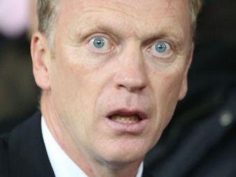 """Prima reactie a lui Moyes dupa tragerea cu Bayern din UCL! Scotianul anunta revenirea lui United: """"Abia astept meciul"""""""