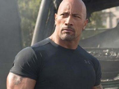 """""""Asta va fi cel mai mare cutremur din toate timpurile!"""" The Rock a pus prima imagine din urmatorul sau film"""