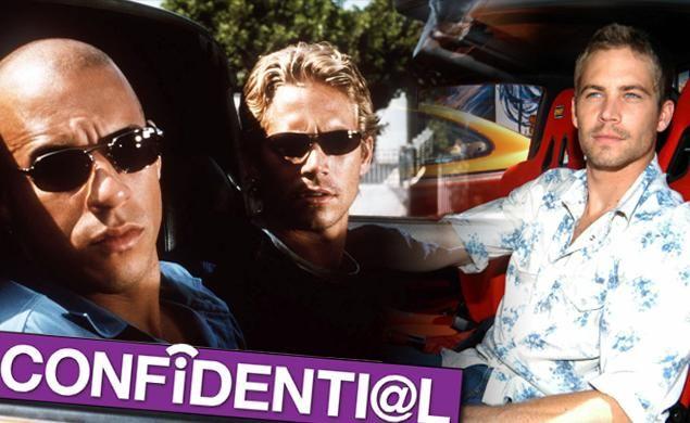 """Imagini cutremuratoare pe platourile de filmare la Fast and Furious! Momentul in care Vin Diesel l-a """"revazut"""" pe Paul Walker"""