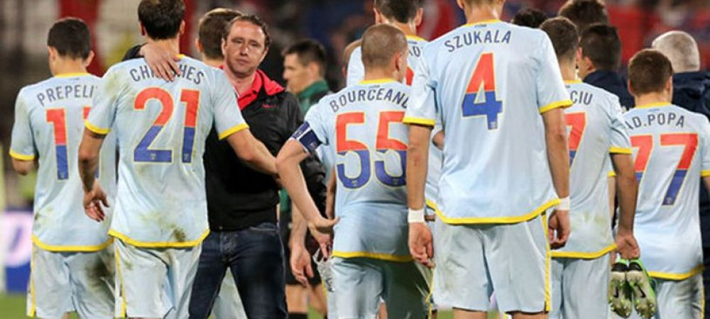 3 nume pentru noua echipa de Liga a Stelei! Jucatorii din Romania care intra pe lista SECRETA a lui Reghecampf