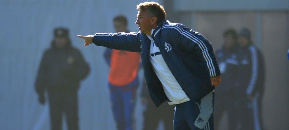 Dan Petrescu, OUT de la Dinamo Moscova? Presa din Rusia anunta ca SuperDan va fi demis! Prima reactie oficiala