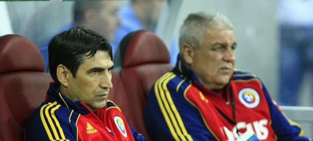 Piturca, antrenor prin corespondenta! :) Prima echipa din Romania care ataca titlul construita pentru selectioner