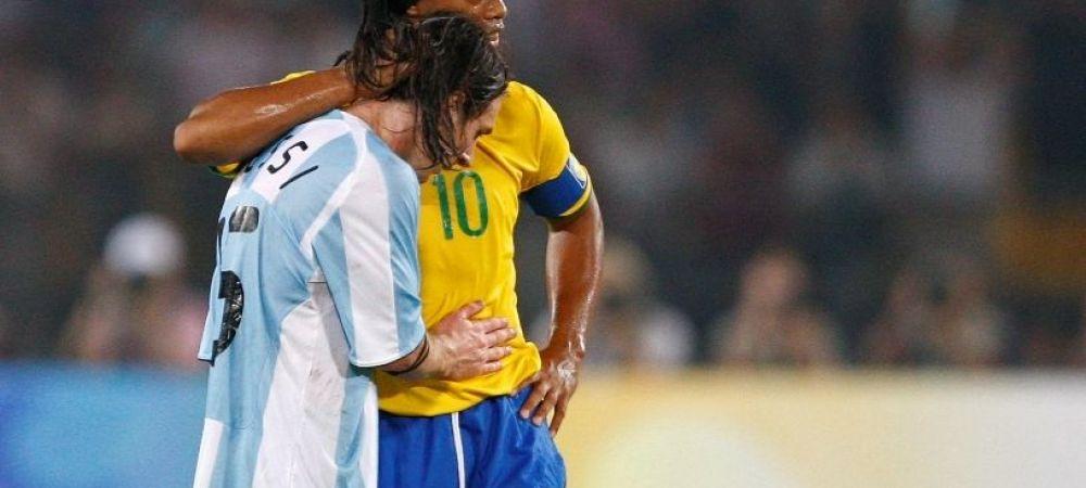 Momentul de un miliard de euro: Ronaldinho a fost dat afara! Secretul pe care nimeni nu l-a banuit intr-un vestiar extraterestru