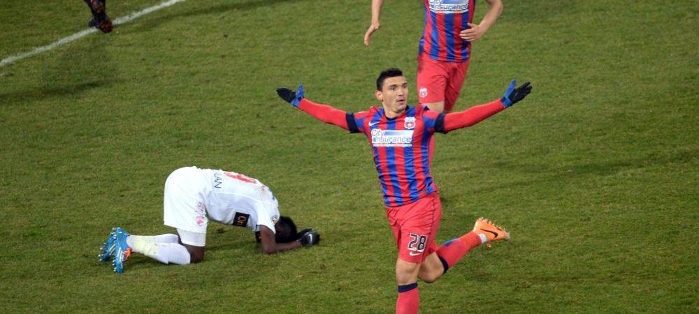 Keseru RELOADED! Atacantul in care isi pun stelistii toate sperantele, reinventat dupa meciul cu Dinamo! Ce a reusit azi in 4 minute