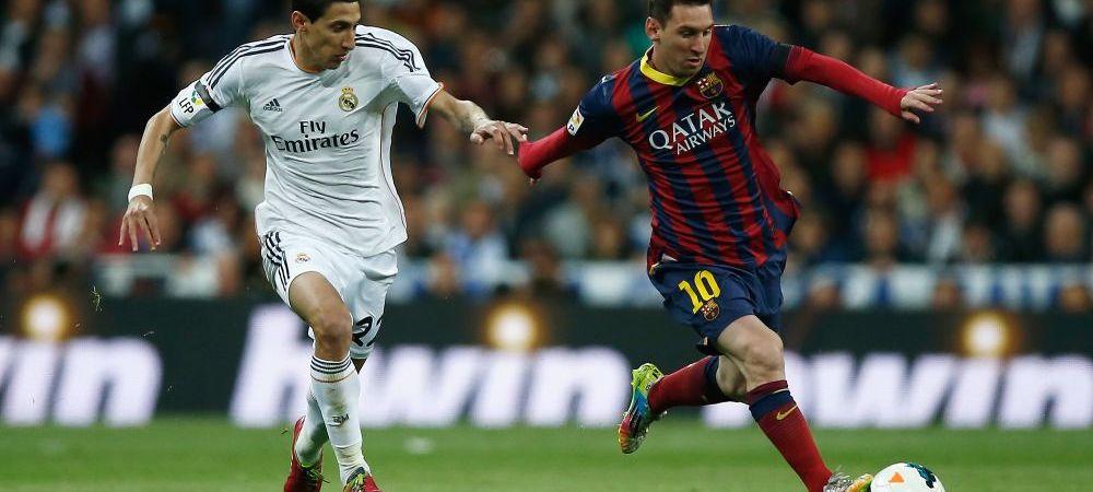 Panica la Real Madrid! Lui Di Maria i s-a facut rau cand s-a bucurat la golul lui Benzema si a ramas intins pe gazon! Ce s-a intamplat