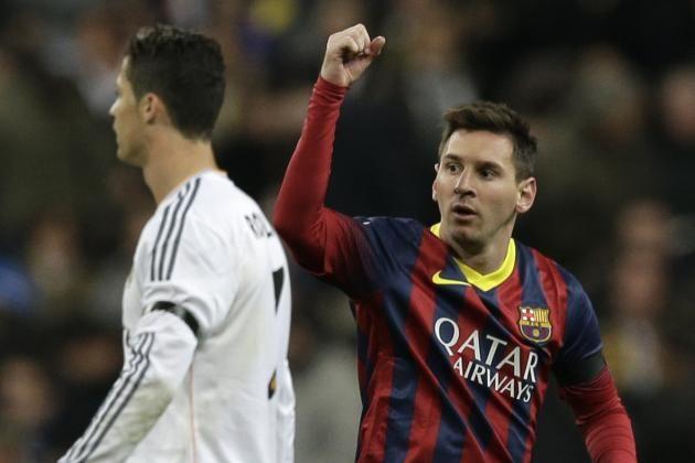 Nu-i mai ajunge nimeni la nas, desi are 1,69m :) Ce a declarat Messi dupa hattrick-ul cu Real Madrid, in Real 3-4 Barca: