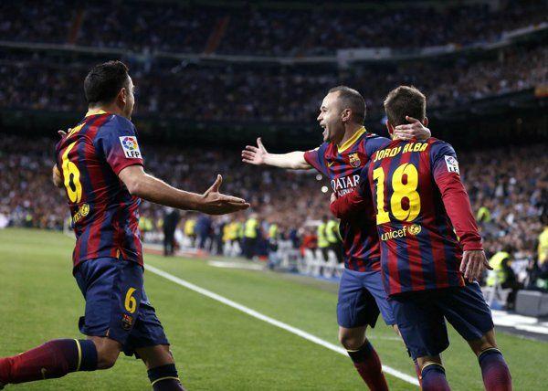 Faza GENIALA de Tiki Taka la primul gol al Barcelonei! 24 de pase succesive pana la reusita lui Iniesta! VIDEO