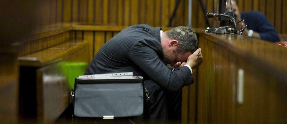 """Pistorius risca 25 de ani de inchisoare! Reeva, cu putin timp inainte sa fie ucisa: """"Uneori mi-e frica de tine!"""""""