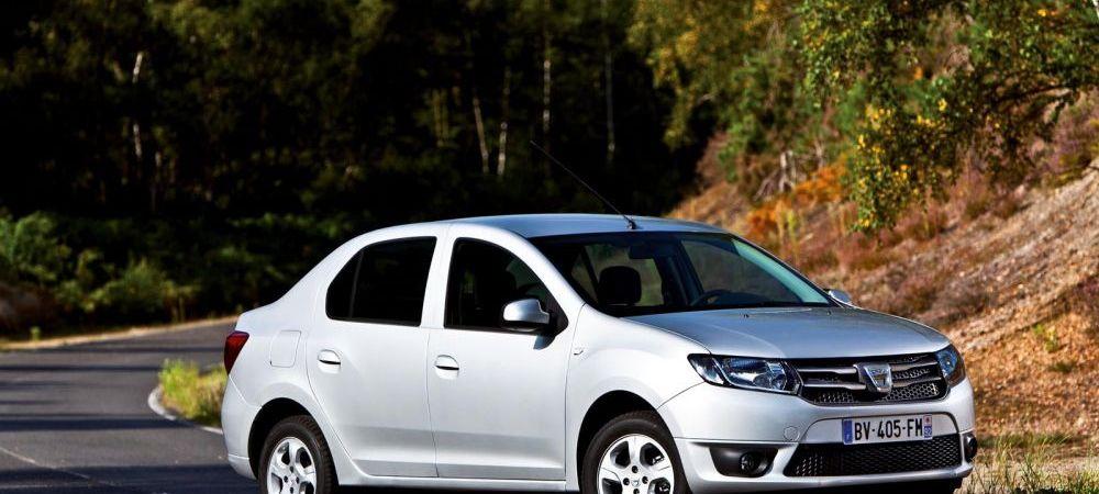 Noul Logan? FOTO SPION: Imagini surprinse de la testele Dacia!