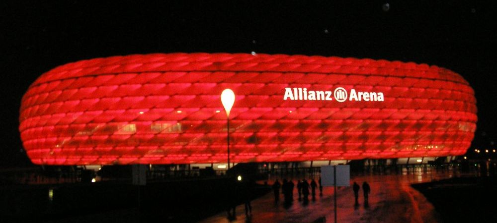 Bayern, pedepsita de UEFA! Campioana Europei va avea o parte a stadionului inchisa, din cauza unui banner afisat de fani